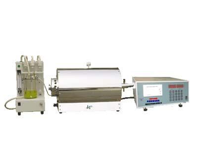 YHDL-6000型快速智能定硫仪