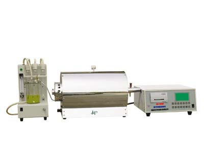YHDL-8000型汉字智能定硫仪